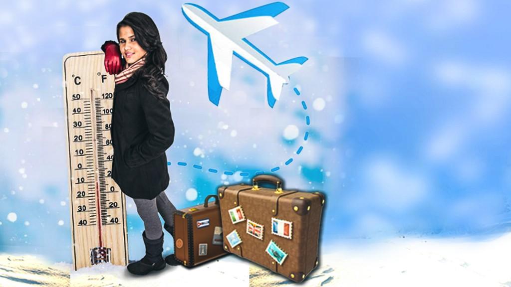 0aac976718801 Separe tudo o que pretende levar e monte a sua mala.