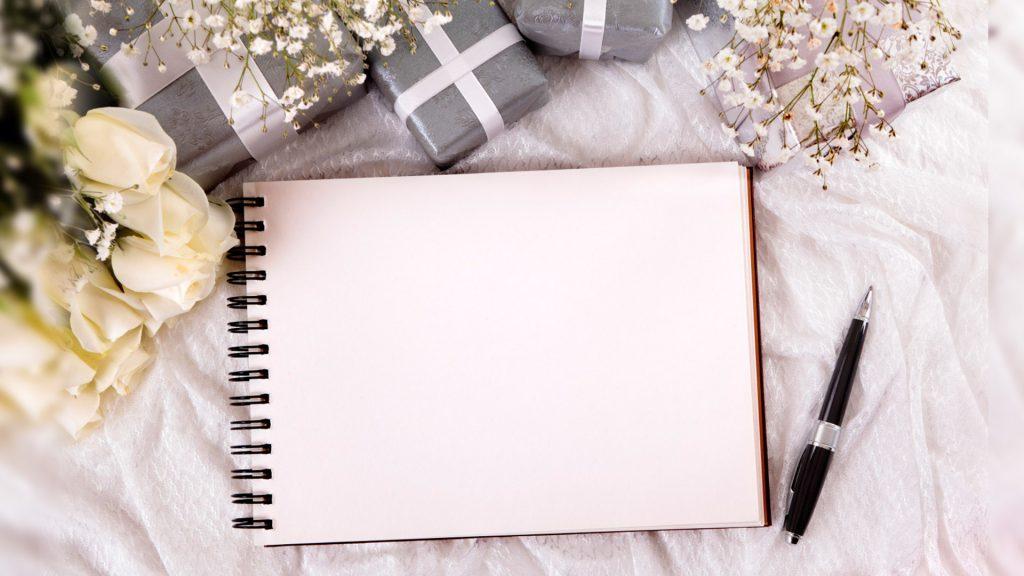 Disponibilizar uma lista de presentes pode ser uma boa forma de ajudar os convidados indecisos