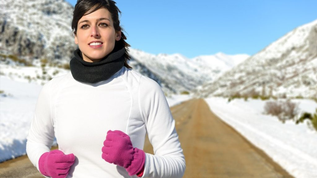 A mobilidade que a malha térmica te dá, torna esse peça essencial para práticas de esportes no frio