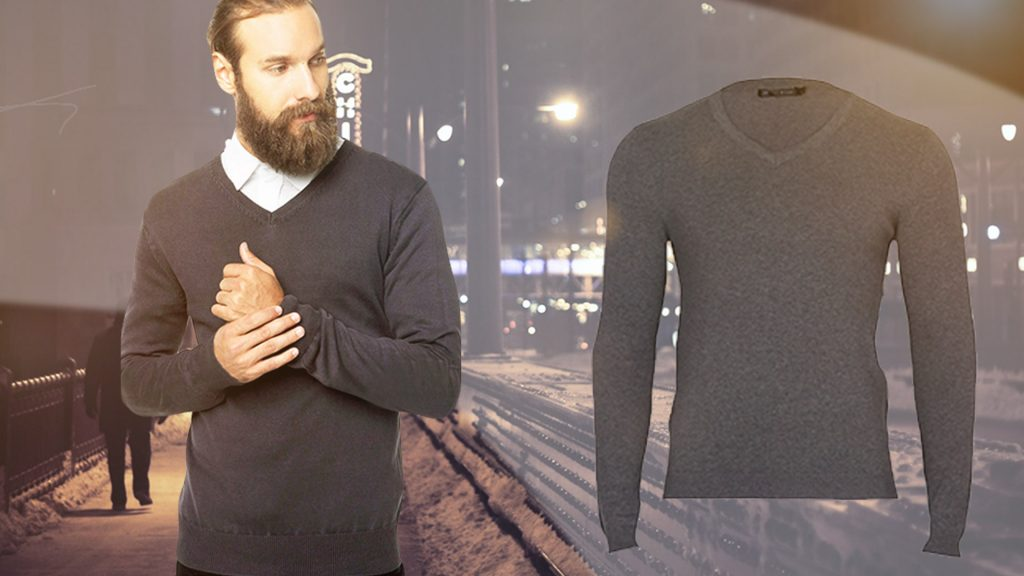 Seja no inverno ou em dias mais fresquinhos, o suéter é uma peça curinga na sua produção.