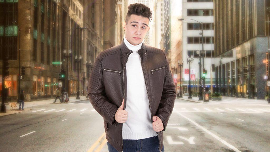A jaqueta de couro masculina é uma peça essencial no guarda-roupa de todo homem.
