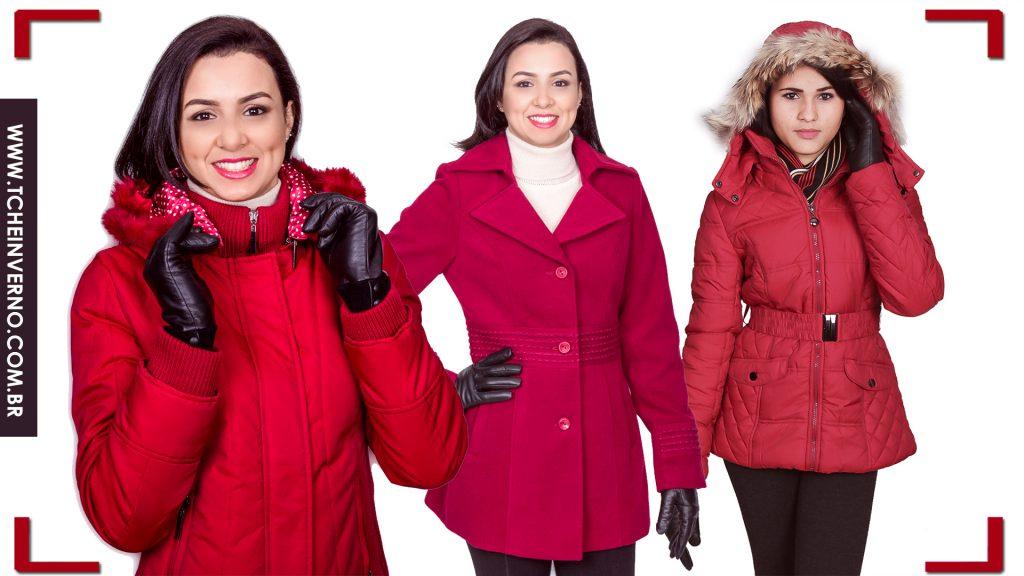 uma das cores que virou uma tendência nas ruas foi o marsala, um tom de vermelho mais sóbrio.