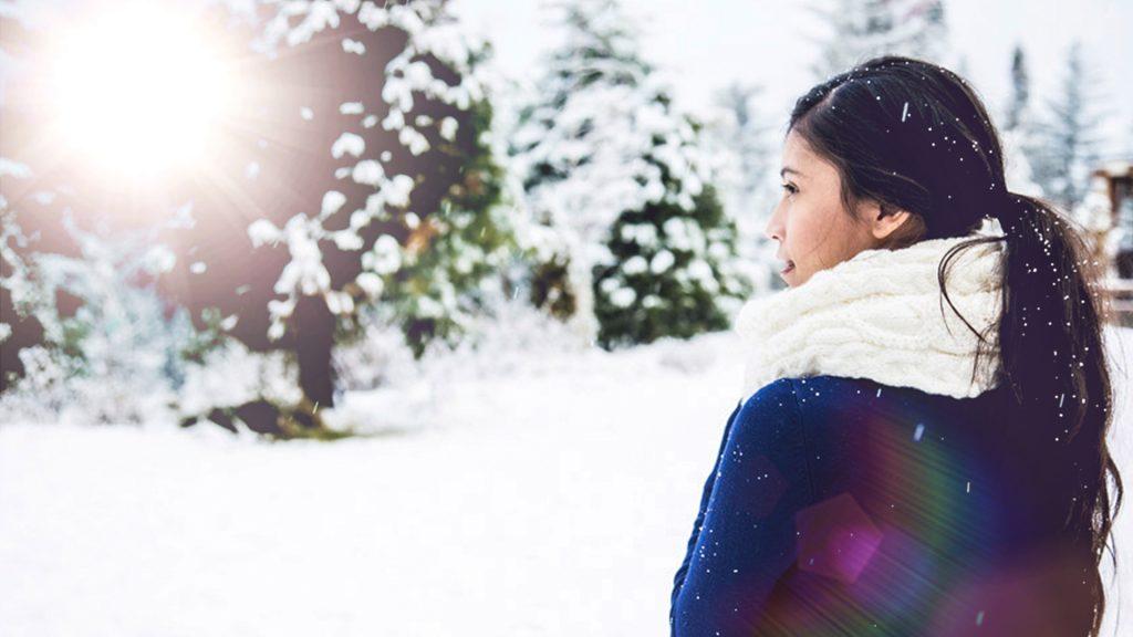 Aprenda a se vestir em camadas, protegendo a sua temperatura corporal nos dias de frio extremo