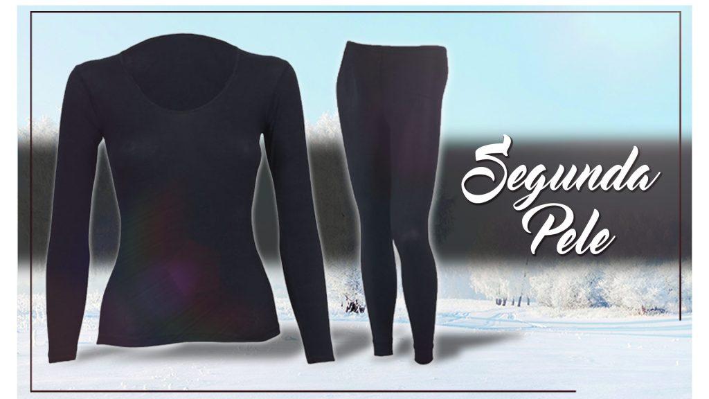 Opte por peças leves, quentes, potentes e flexíveis, para não limitar os seus movimentos.