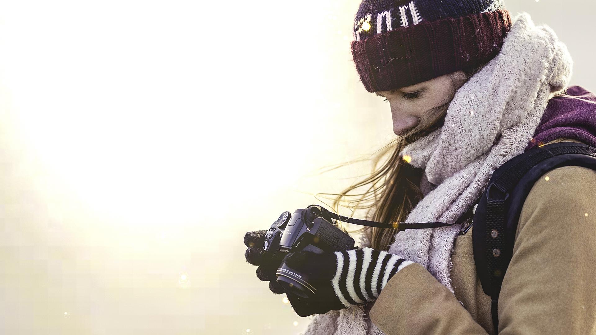 O casaco é uma peça indispensável para sua viagem de inverno.