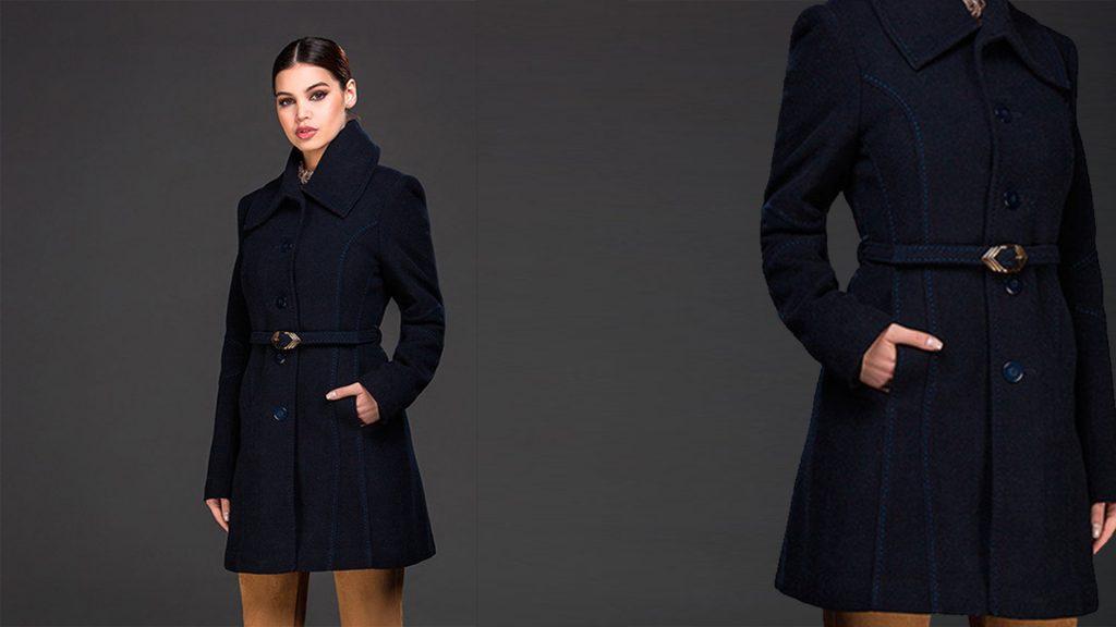 Além de clássico o casaco de lã e uma peça bastante elegante.