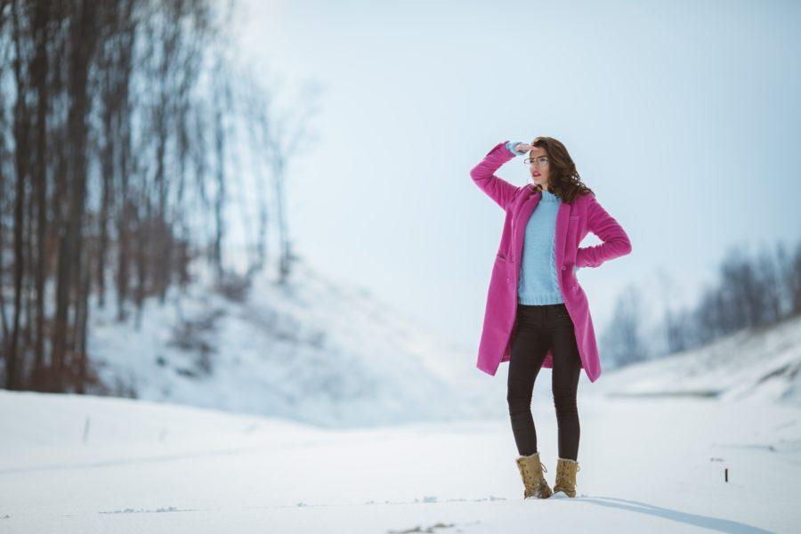 calça de inverno