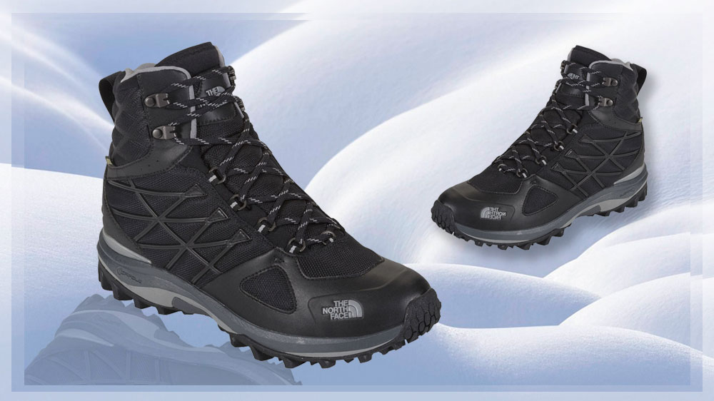 botas extreme ultra the north face - tche inverno