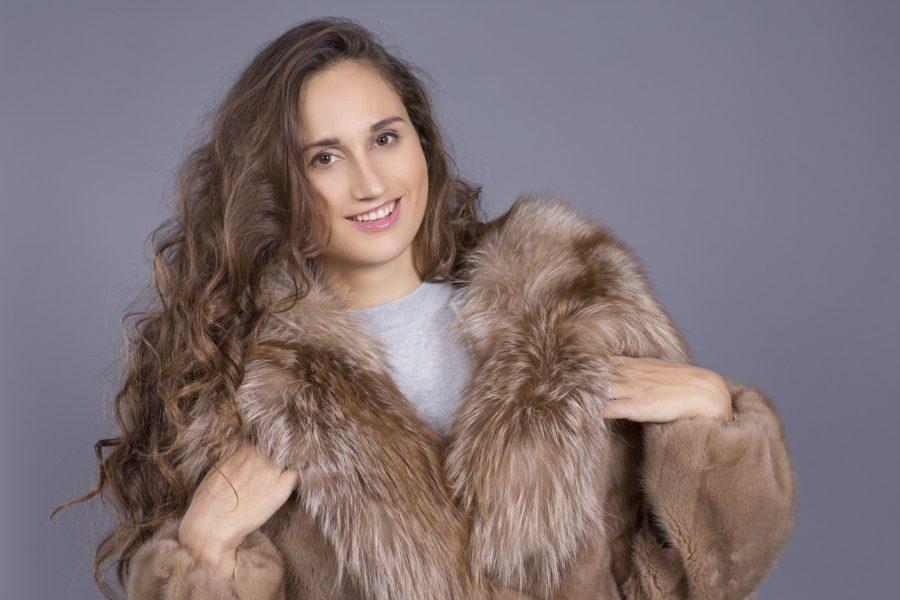 casaco plus size de inverno
