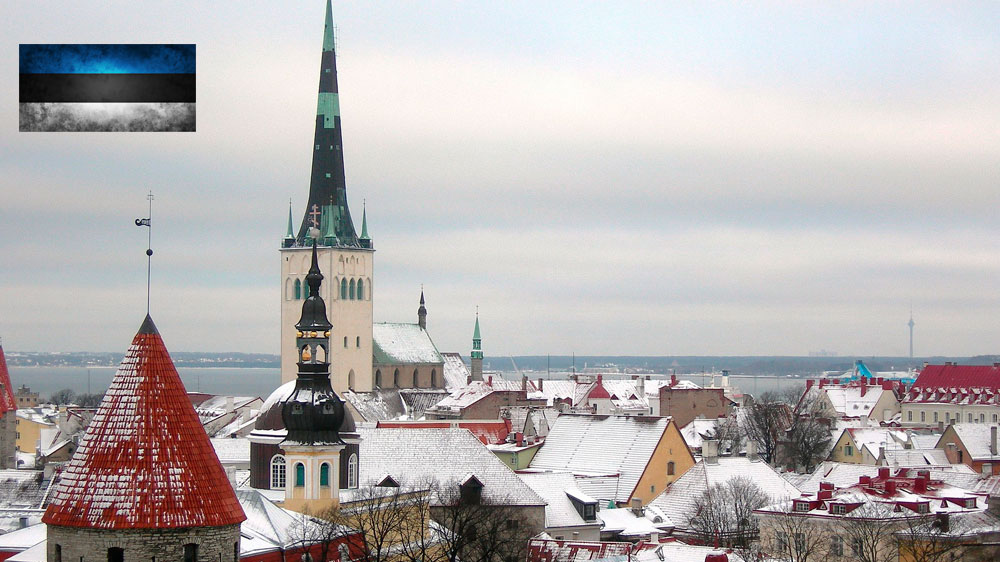 viagem neve estonia - tche inverno
