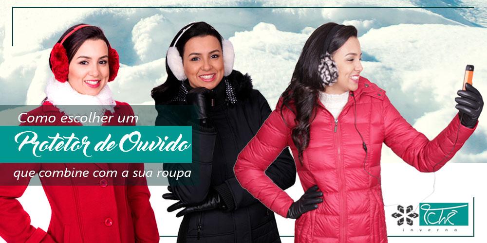 Como Escolher um Protetor de Ouvido que combine com sua roupa - Tchê Inverno