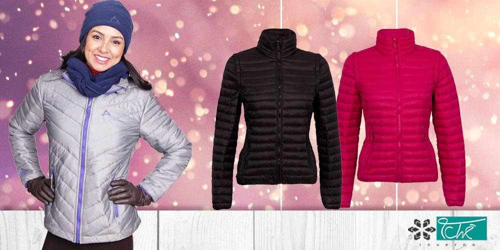 Jaquetas de nylon Feminina - Tchê Inverno