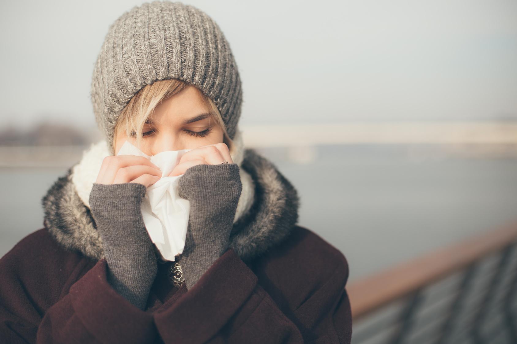 Manter a saúde no inverno