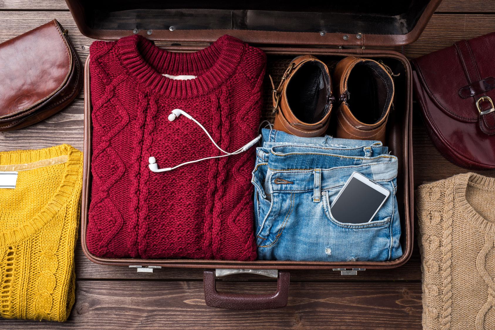 roupas de frio
