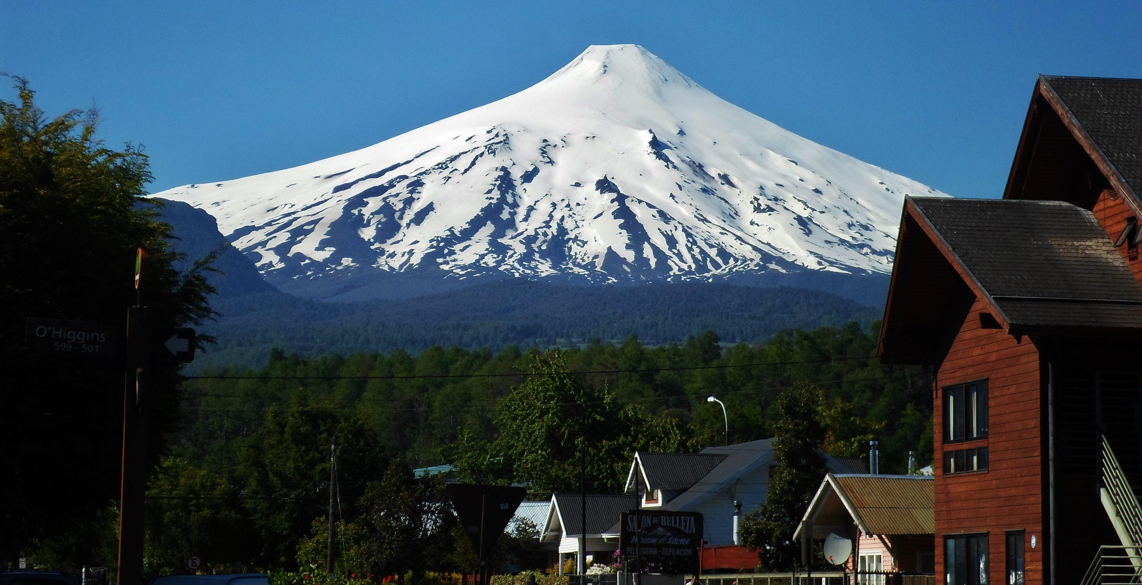 Pontos Turísticos do Chile: 3 Lugares Para Ver a Neve