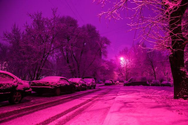 Intercâmbio em país com neve