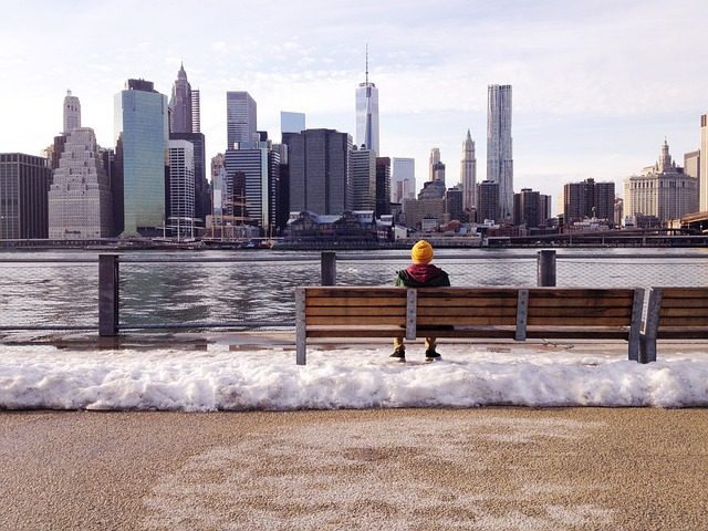 inverno em Nova York
