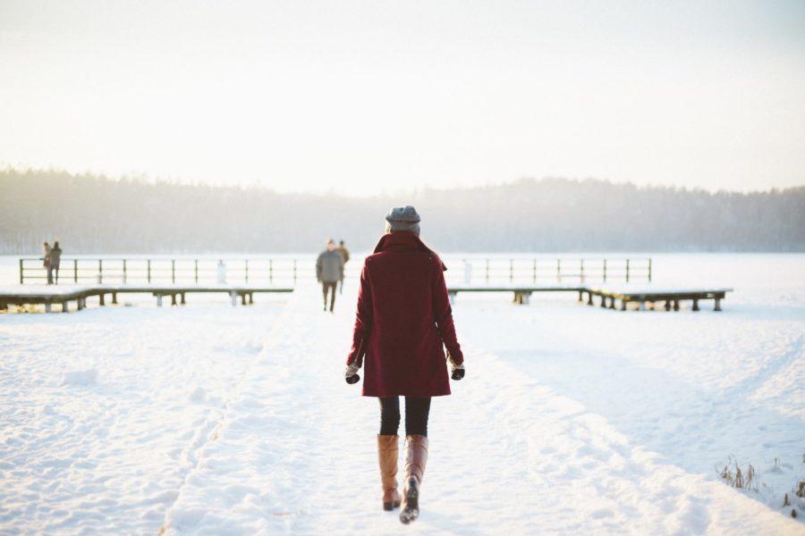 roupas para frio intenso