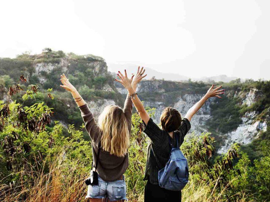 viagens para mulheres