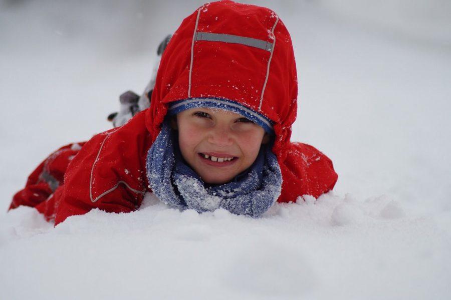 roupa infantil para frio