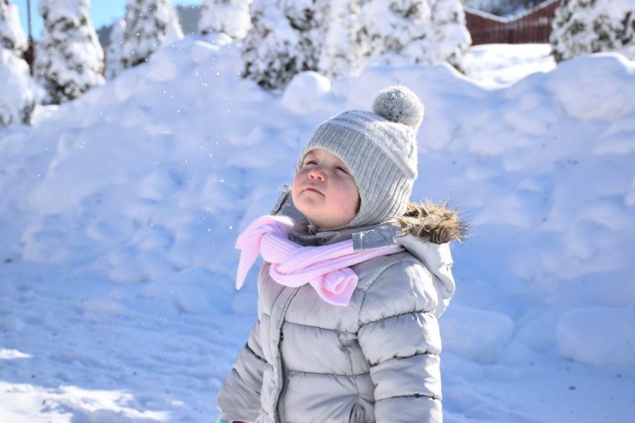 Touca de Frio Para Criança — Por que Usar?
