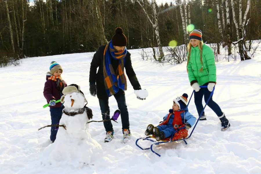 Como Evitar que a Gripe em Crianças Atrapalhe Sua Viagem?