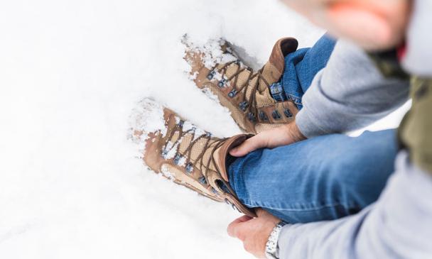 Botas para neve - Tchê Inverno