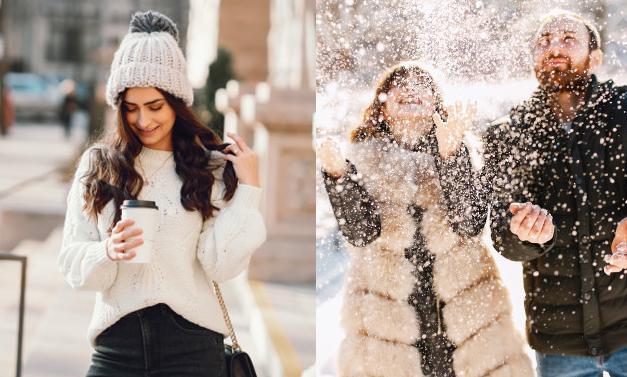 Casaco para local urbano e para neve