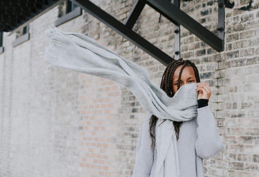 lenço e cachecol