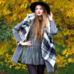 Vestido com Casaco — Inspire-se com 4 Ideias de Looks Incríveis