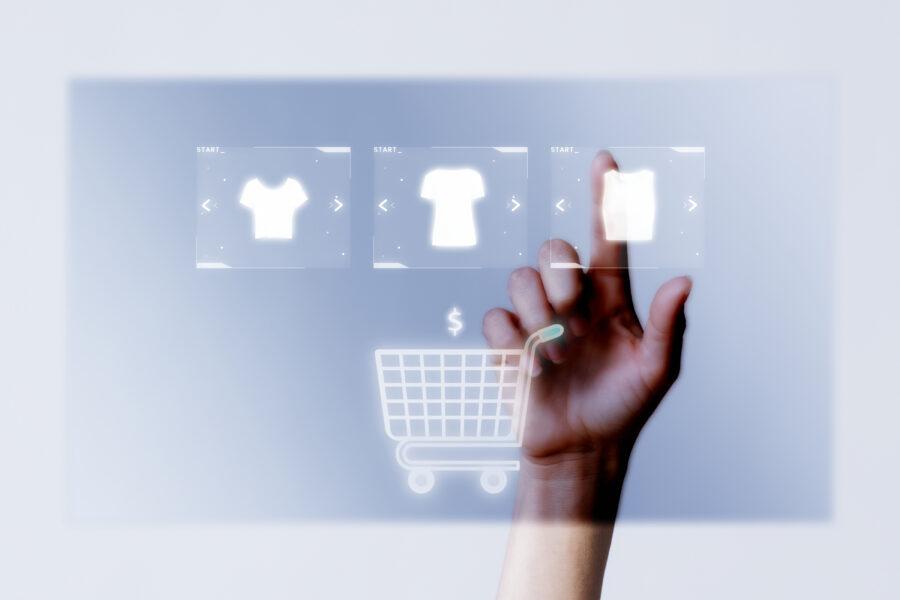 vantagens de comprar em lojas online de roupas